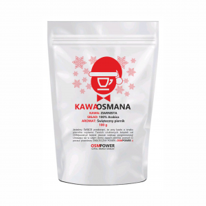 Kawa Osmana - Ziarnista 100g XMASS Edition