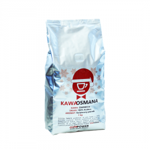 Kawa Osmana - Ziarnista 1 kg XMASS Edition