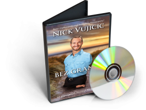 Bez granic! AUDIOBOOK CD- Nick Vujicic